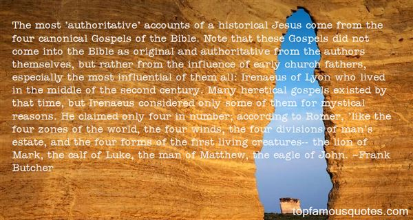 Quotes About Irenaeus