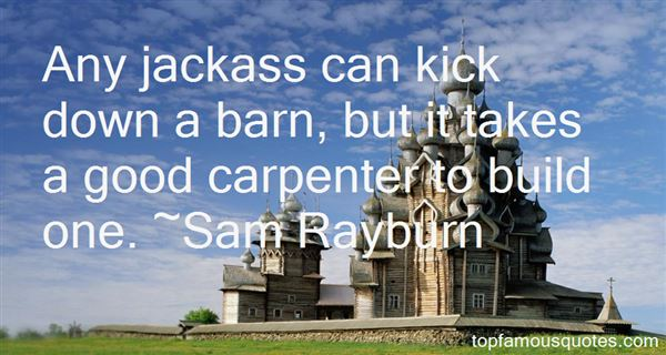 Quotes About Jackass