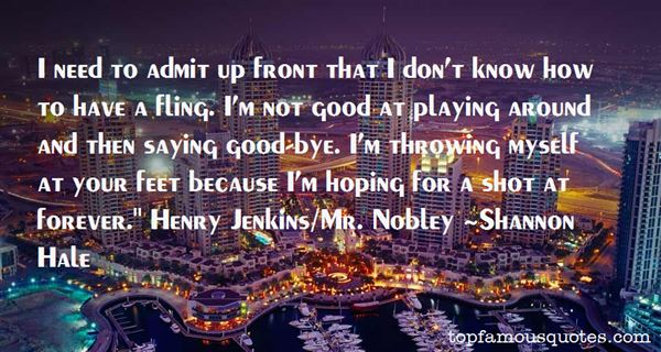 Quotes About Jenkins