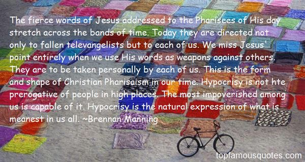 Quotes About Jesus Pharisees