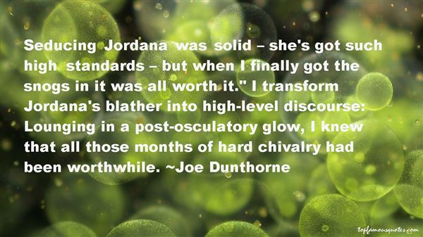 Quotes About Jordana