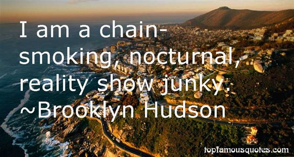 Quotes About Junky