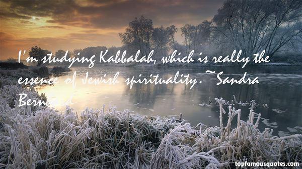 Quotes About Kabbalah