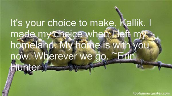 Quotes About Kallik