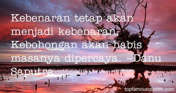 Quotes About Kebohongan