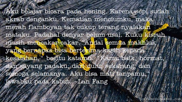 Quotes About Kematian