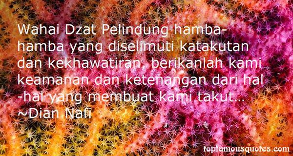 Quotes About Ketenangan