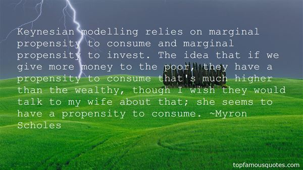 Quotes About Keynes