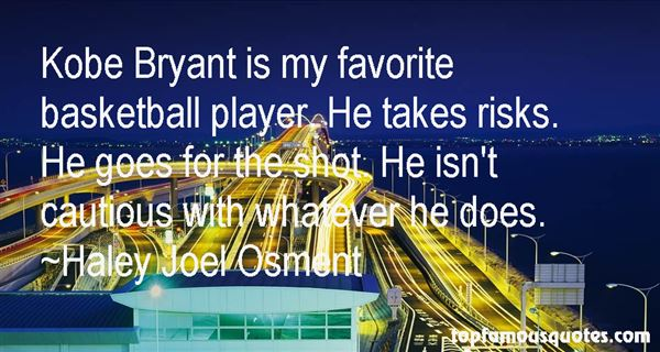 Quotes About Kobe Bryant