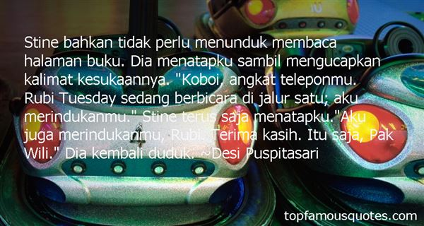 Quotes About Koboi