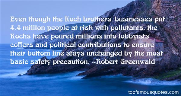 Quotes About Koch