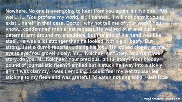 Quotes About Kolchak