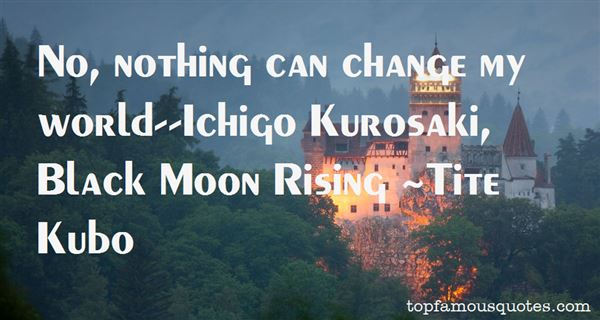 Quotes About Kurosaki