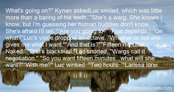 Quotes About Kynan