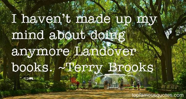 Quotes About Landover