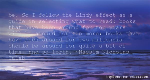 Quotes About Lindy