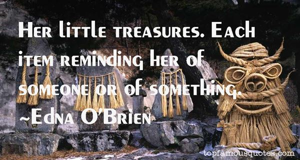 Quotes About Little Treasures