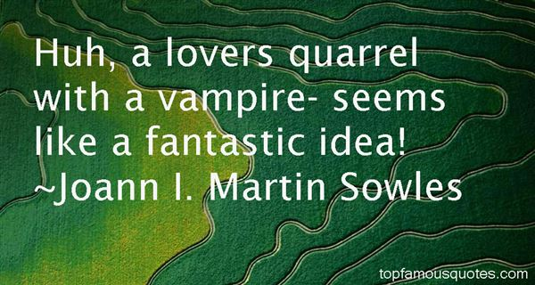 Quotes About Lovers Quarrel