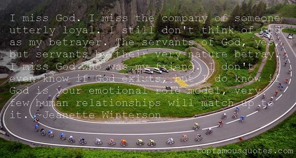 Quotes About Loyal Relationships