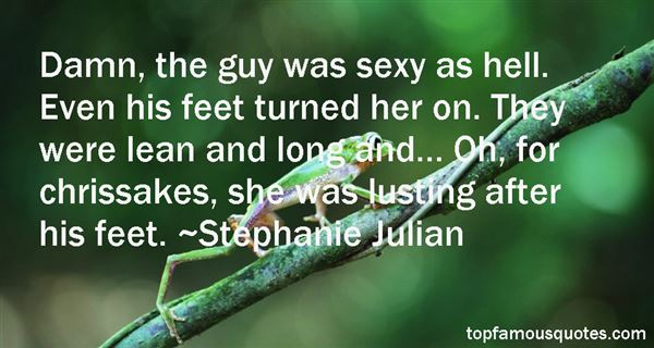 Quotes About Lusting