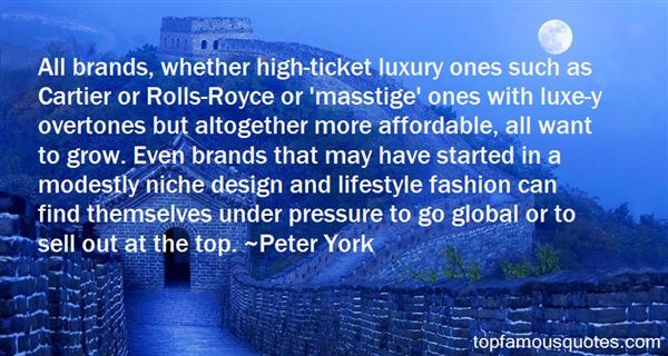Quotes About Luxury Fashion
