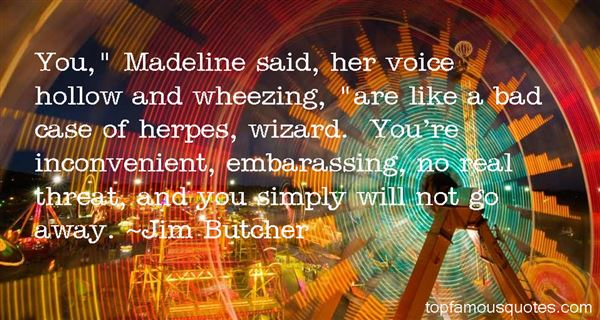 Quotes About Madeline
