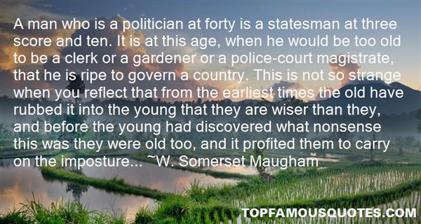 Quotes About Magistrate