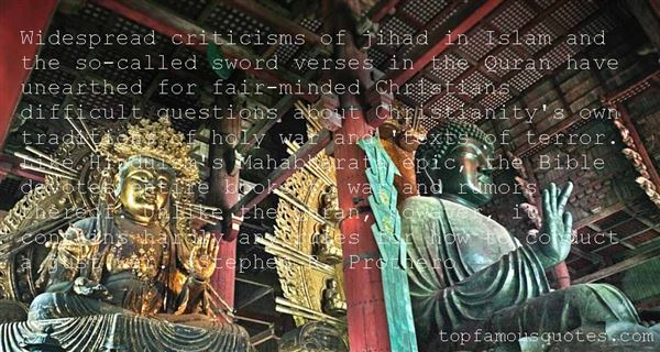Quotes About Mahabharata