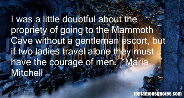 Quotes About Mammoth Cave
