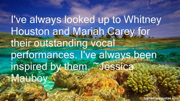 Quotes About Mariah Carey