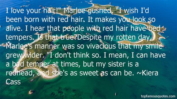 Quotes About Marlee