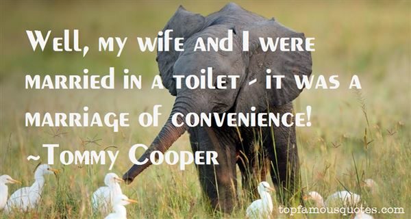 Quotes About Marriage Of Convenience