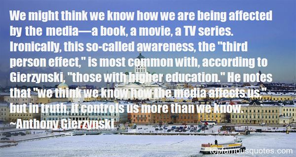Quotes About Media Control