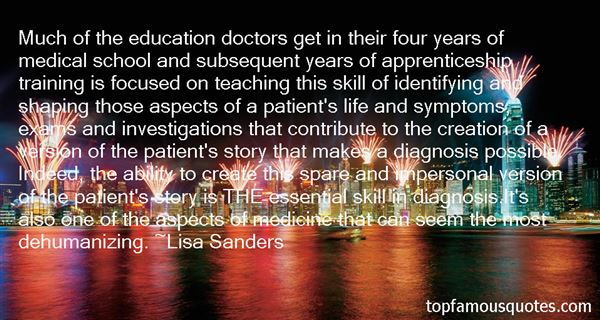 Quotes About Medical Training