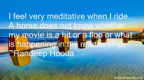 Quotes About Meditative