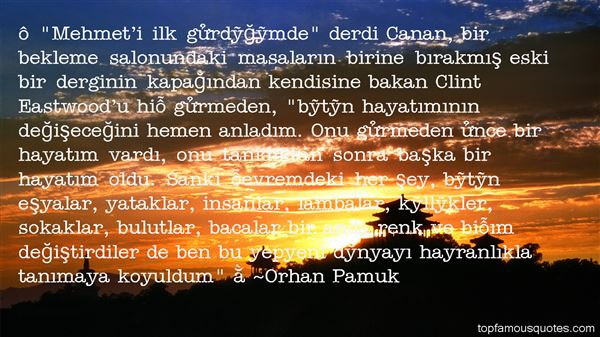 Quotes About Mehmet
