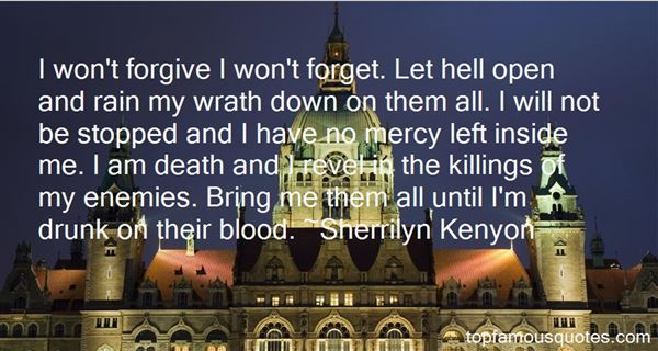 Quotes About Mercy Killing