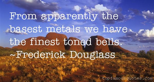 Quotes About Metals