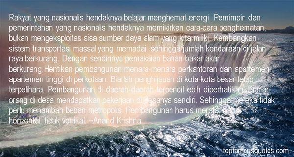 Quotes About Metropolis