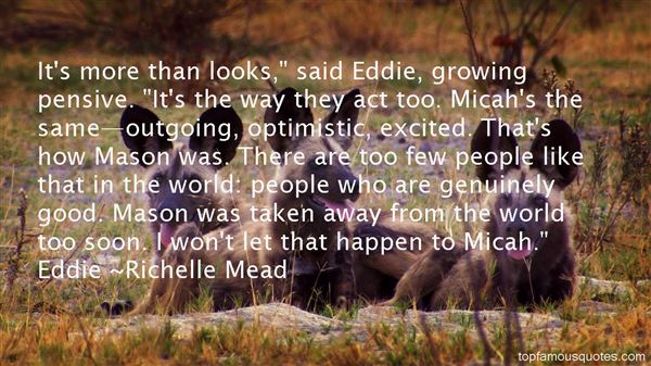 Quotes About Micah