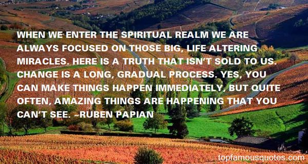 Quotes About Miracles Happening