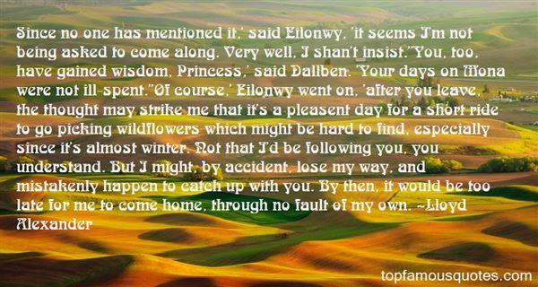 Quotes About Mistakenly