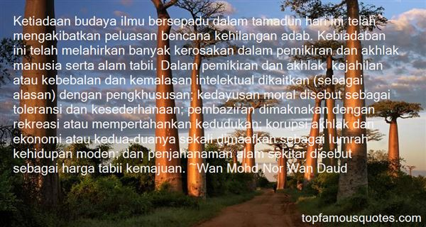 Quotes About Moden