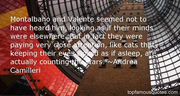 Quotes About Montalbano