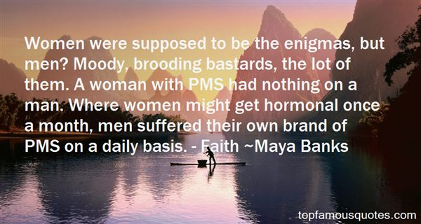 Quotes About Moody Woman