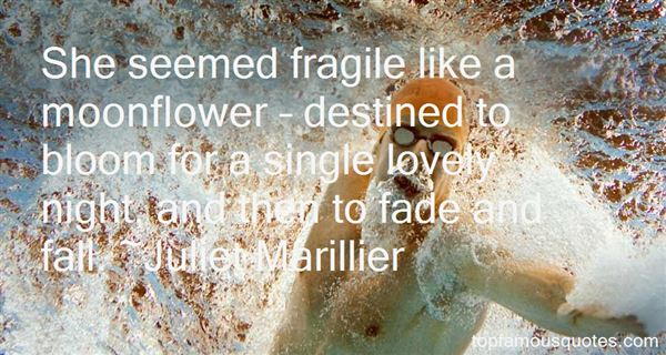 Quotes About Moonflower