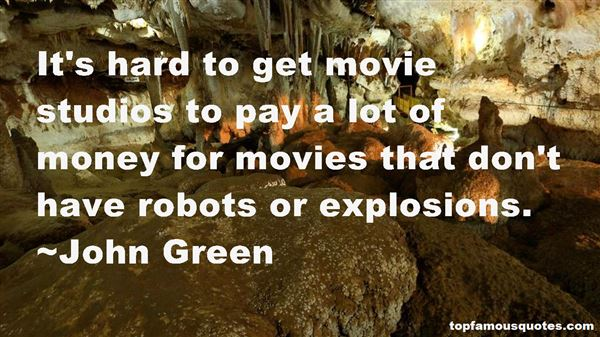 Quotes About Movie Robots