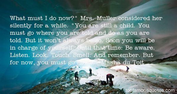 Quotes About Mull
