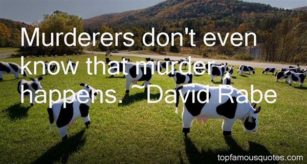 Quotes About Murderers