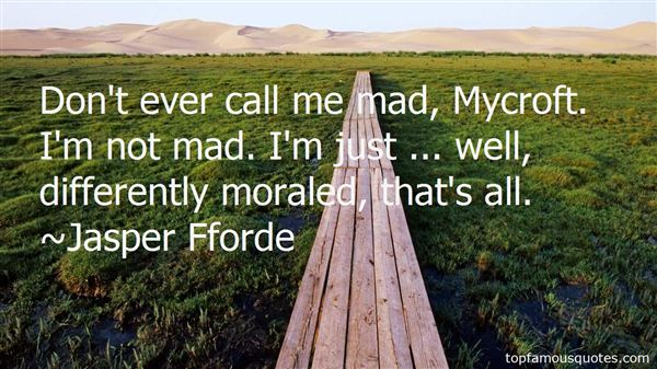 Quotes About Mycroft